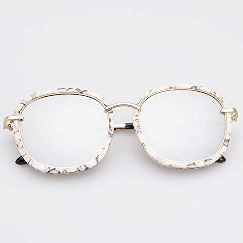 Wghz Übergroße Mode polarisierte Männer und Frauen mit Sonnenbrille Retro Klassische Farblinsen-Sonnenbrille 100% UV-Schutz