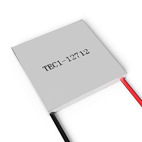 Peltierelement Peltier Thermoelectric Module 12V 120W TEC TEC1-12712   Thermoelektrische Kuehlung Element Chiller Heatsink Kuehlkoerper Kuehlbox Generator