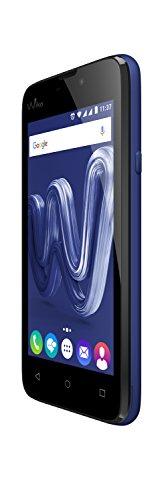 Wiko Sunny MAX - Smartphone de 4   Dual SIM  Quad Core 1 2 GHz  gran bater  a de 2 500 mAh  memoria interna de 8 GB  Android 6 0 Marshmallow  acabado