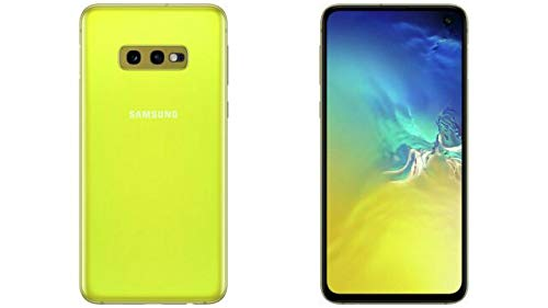 Samsung Galaxy S10e Tim Canary Yellow 5,8' 6gb/128gb Dual Sim