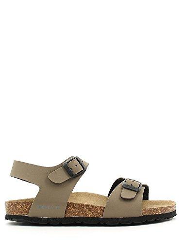 Grunland Luce unisex bambino, pelle liscia, sandali, 32 EU