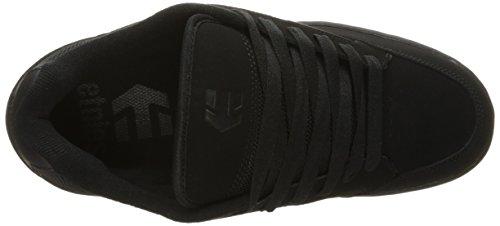 Etnies Swivel, chaussons d'intérieur homme Noir (Black Black Gum)