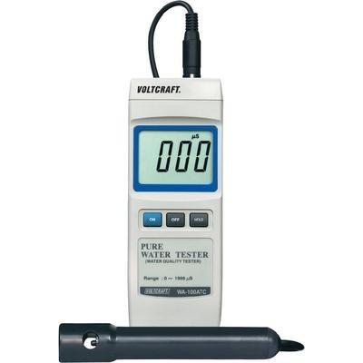 VOLTCRAFT Leitfähigkeitsmessgerät WA-100ATC