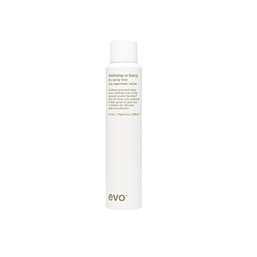 Evo Shebangabang Dry Spray Wax 200ml
