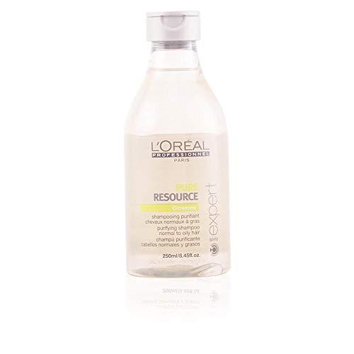 L'Oréal Professionnel Serie Expert Pure Resource reinigendes Shampoo, 250 ml, 1er Pack, (1x 0,25 L)