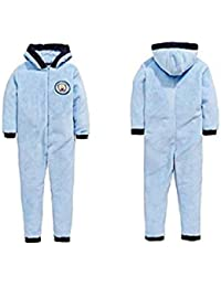 Manchester City F.C... - Pijama de una Pieza - para Hombre