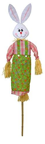 green-jem-gsstake-fr-femelle-lapin-decoration-de-jardin-multicolore