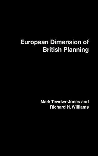 The European Dimension of British Planning