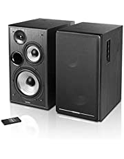 Edifier R2750DB Active 2.0 System with Tri-Amp Audio Solution/Bluetooth /6 1/2 inch bass Driver and 136 W RMS