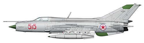 hobby-master-mig-21pfm-no515-north-korean-af-1971-172-die-cast-model-ha0187-by-hobby-master-military
