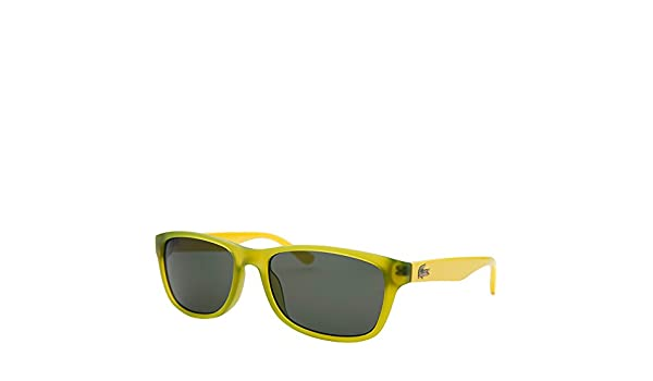 87d7561096eb Lacoste Sunglasses - L3601S (Acid Green): Amazon.in: Clothing & Accessories