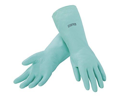 Leifheit 40038 Handschuh Latex Free M (Strapazierfähiger Latex-handschuhe)