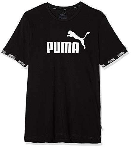 Puma Amplified Big Logo tee Camiseta