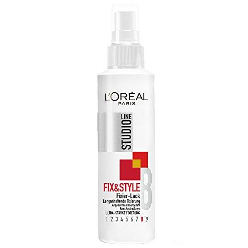 L'Oréal Paris Studio Line Fix&Style Fixier-Lack, ultra-stark, 150 ml (Spike-haar-gel)