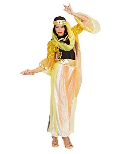 Tänzerin Kostüm Harems - Horror-Shop Harems Tänzerin Kostüm XL