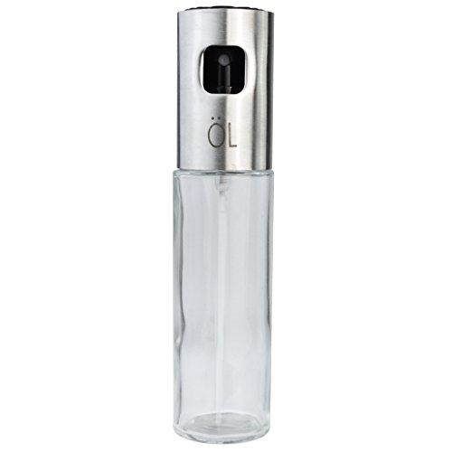 Rbenxia - Spray dispensador de aceite para cocina, barbacoa, ensaladas, cocina, hornear, pasta, asar, asar