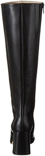 Marc Shoes Helena, Bottes hautes avec doublure froide femme Noir - Schwarz (Black 00100)