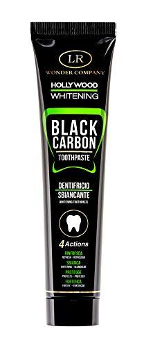 Hollywood Whitening, dentifricio sbiancante al carbone vegetale (75ml) - LR Wonder Company
