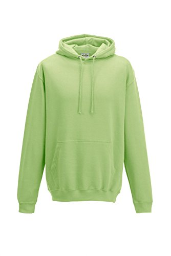 Just Hoods College - Felpa Vert - Apple Green