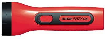 Eveready Innova DL91 LED Rechargeable Torch (Red)