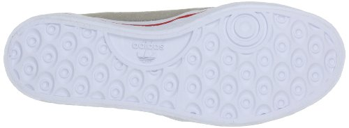 adidas Originals Honey Desert W, Baskets Basses femme Beige - Beige (COLLEGIATE SILVER / COLLEGIATE SILVER / VIVID RED S13)