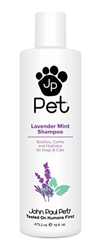 John Paul Pet JPS5603 Lavender Mint Shampoo Krallenpflege/Shampoos (Für Hunde Paul Mitchell)