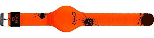 Orologio digitale FLUO ZITTO in silicone arancione FIREORANGE-MAX-GC