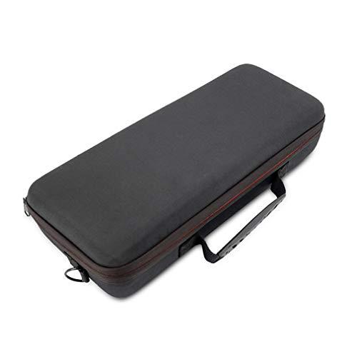 DERNON Portable Handheld PTZ Stabilizer Mobile Phone PTZ Storage Box Shoulder Bag Black Mobile Black-box