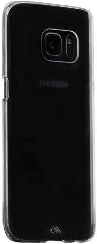 Case-Mate Barely There Case für Samsung Galaxy S7 in transparent - von Samsung zertifizierte Schutzhülle [Extrem dünn | Sehr leicht | Kratzfeste Oberfläche] - CM033966 Case-mate Skins