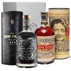 Coffret Rhums Don Papa 7 & 10 ans