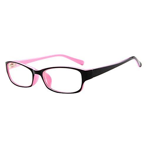 Forepin® Child's Girl Boy Eyeglass Frame Glasses Clear Lens Glasses Spectacles Plain Eyeglasses without Degree
