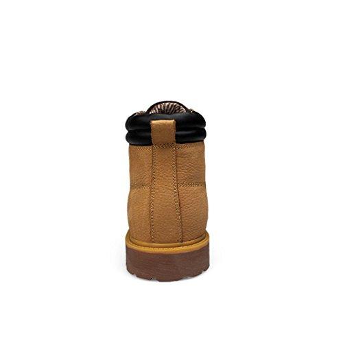 Minitoo LHUS-LH5088, Bottes Pour Homme Marron