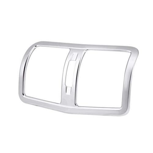 Noblik Auto Zurück Hinten Klimaanlage Outlet Vent Rahmen Abdeckung Trim Innen Dekoration Für Mercedes E Klasse W212 2012-2015 Rex Trim