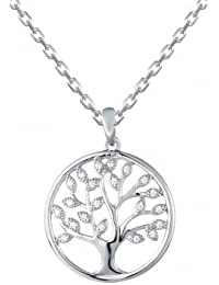 Tree Of Love And Life Necklace, Necklace For Women- By Ornate Jewels