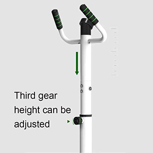 DWhui Ellipsentrainer-Übung Kletterfußmaschine Bild 2*