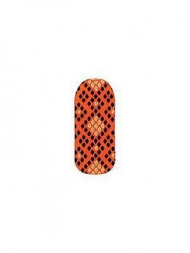 MAYBELLINE COLOR SHOW FASHION PRINTS NAIL STICKERS #30 WILD REPTILE