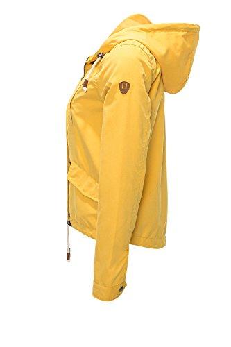 ONLY Damen Onlnew Skylar Parka Jacket Cc Otw Yolk Yellow