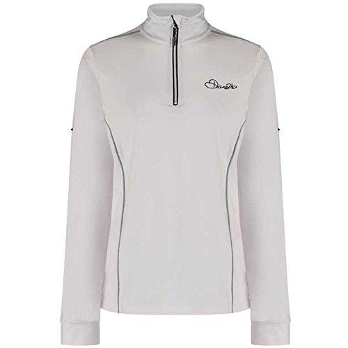 Dare 2b Womens/Ladies Entirety Core Stretch Half Zip Softshell Jacket Womens Half Jacket