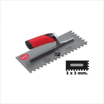 Preisvergleich Produktbild Rubi 74937–Kamm Inox 28cm (4,5x 4,5)