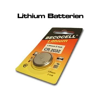 Becocell CR3032 lithium battery.