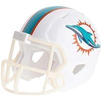 Riddell Speed Pocket Football Helm - NFL Miami Dolphins