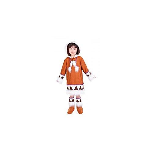 sfraz esquimal niña talla 9-11 años (Esquimal Kostüm)