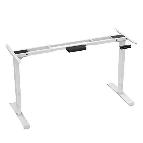 AIMEZO 71' W Elektrische Höhenverstellbare Schreibtischsockel Stehen Stehend Schreibtisch Stehend...