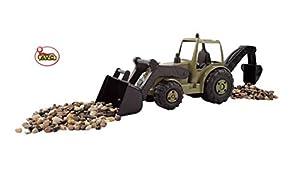 AVC Tractor con Pala y Retro 5502