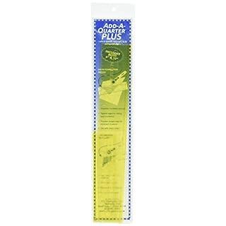 CM Designs CMD40012 Ruler Add-A-Quarter Plus, 6