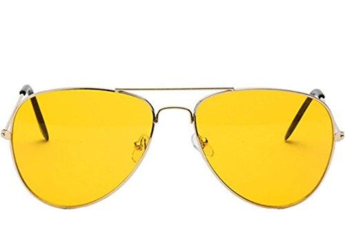 DaoRier Sonnenbrille Polarisiert UV-Schutz Mode Damen Männer Rahmen Schutzbrillen Brillen Widerstehen der Sonne
