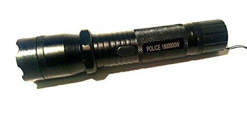 Elektroschocker Taschenlampe Police