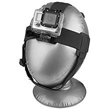Xtreme 8 k per action Cam head GoPro action cameras, il miglior GoPro, imbragatura per testa, per la maggior parte delle action fotocamera GoPro Hero2 e GoPro Hero3, GoPro Hero 4, sessione e molti altri