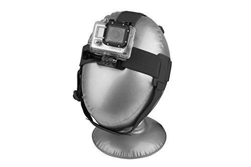 8K Xtreme Action Cam Head Geschirr für GoPro Action Kameras–Die besten GoPro Head Geschirr, für die meisten Action-Kameras einschließlich GoPro Hero2, GoPro Hero3, GoPro Hero 4, Session, und viele mehr