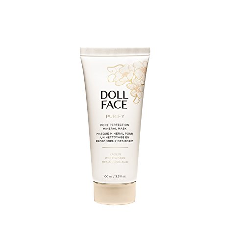 Doll Face Beauty Purify Pore Perfecting Mineral Mask, 3.3 Ounce by The Regatta Group DBA Beauty Depot